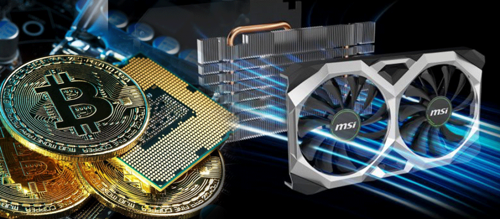 MSI Unleashes its Own NVIDIA CMP 3-HX Crypto Mining Graphic Cards