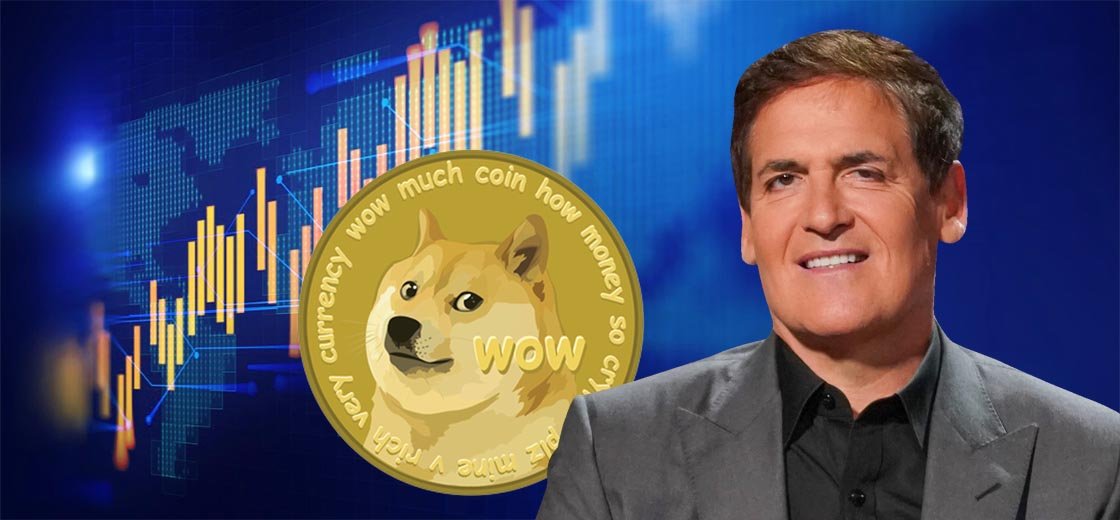 Mark Cuban Sees Dogecoin as a Potential Currency