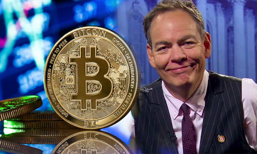 Bitcoin will Surge 500% this Year as Cash Returns to Crypto-Max Keiser