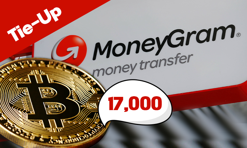 MoneyGram Collaborates With Coinme, Offers BTC at 20,000 Locations