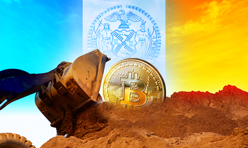 New York Bill Prohibits Crypto Mining Centers for Environmental Review