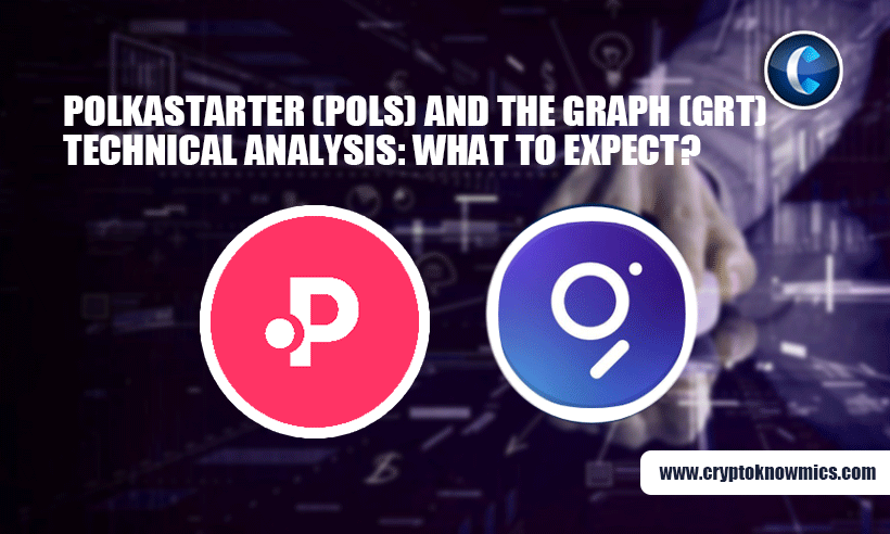 Polkastarter (POLS) and The Graph (GRT) Technical Analysis: What to Expect?
