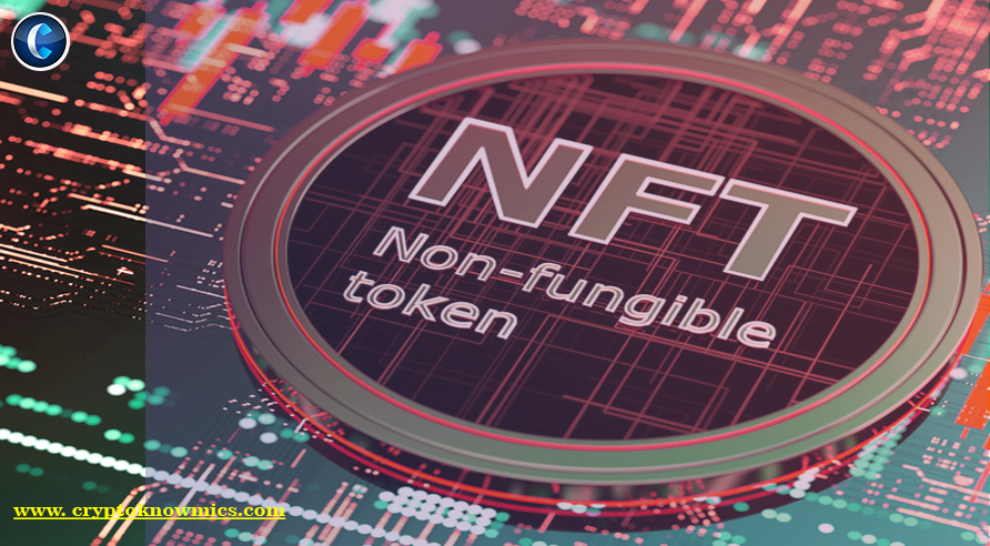 NFT Trading Volume Triples Amid the Crypto Market Crash in 2021