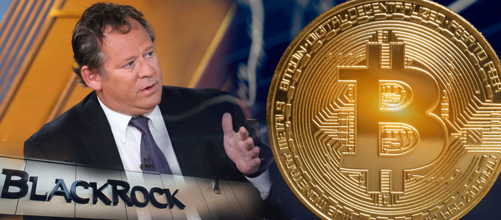 Rick Rieder of BlackRock Says Bitcoin to be Part of Investment Arena for Many Years
