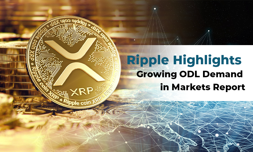 Ripple Quarterly XRP Market Report Highlights Liquidity Raise