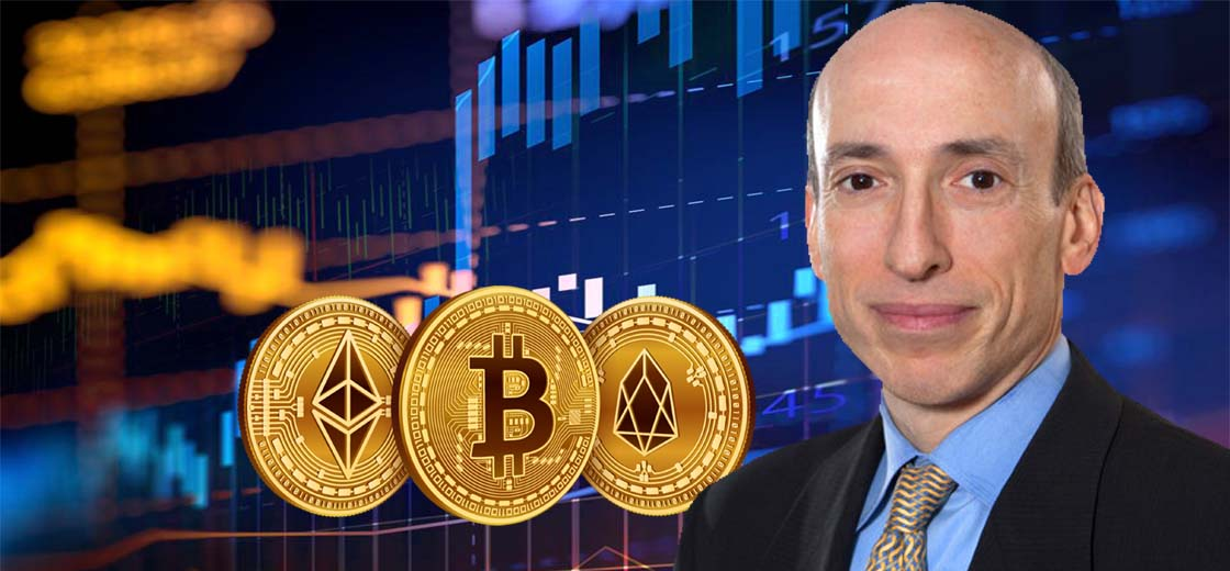 SEC Chairman Gary Gensler Calls for Regulation of Crypto Exchanges