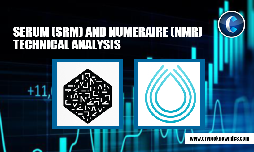 Serum (SRM) and Numeraire (NMR) Technical Analysis: Bulls Charge