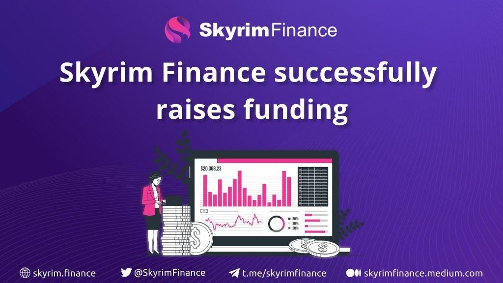 Multi-Chain Structured Decentralized Finance Protocol raises $2.1M Private Funding