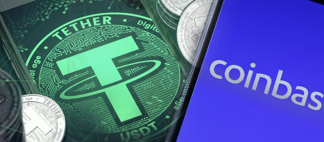 Tether (USDT) Stablecoin Now Available on Coinbase