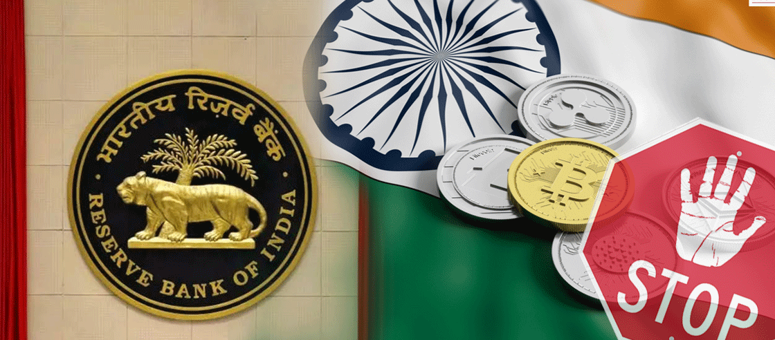 RBI Requests Banks to Stop Negotiating with Crypto Exchanges