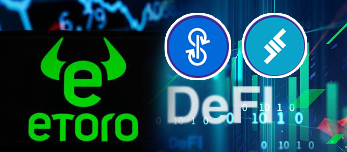 Trading Platform eToro Adds Aave and Yearn.Finance DeFi Tokens