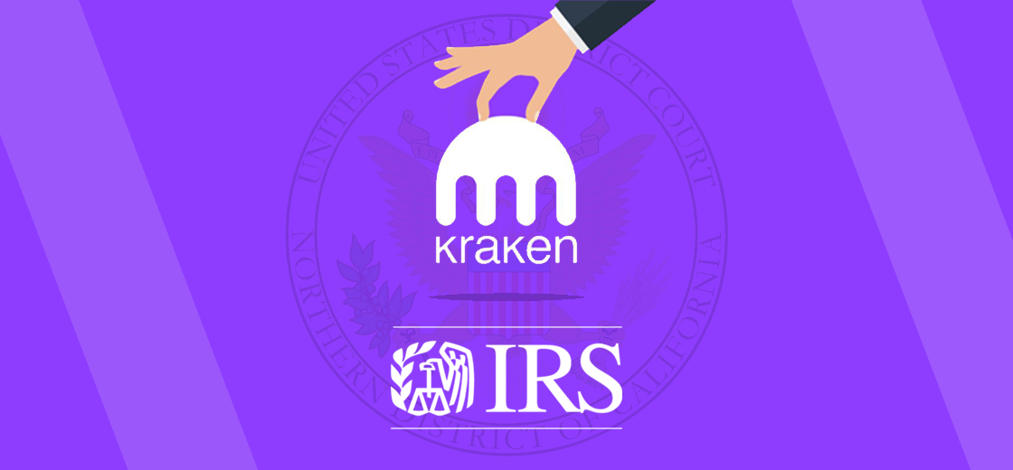 U.S District Court Authorizes IRS to Obtain User Information from Kraken