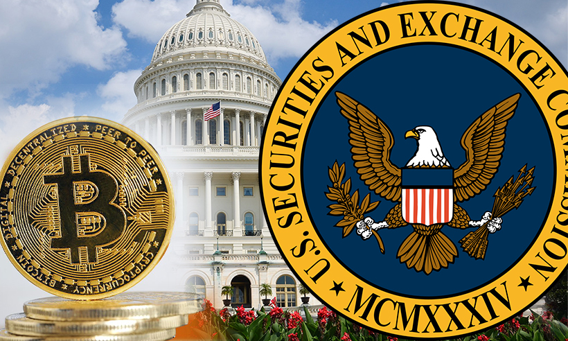 U.S. SEC, the Congress and the FinCEN Prioritizes Crypto Investor Protection