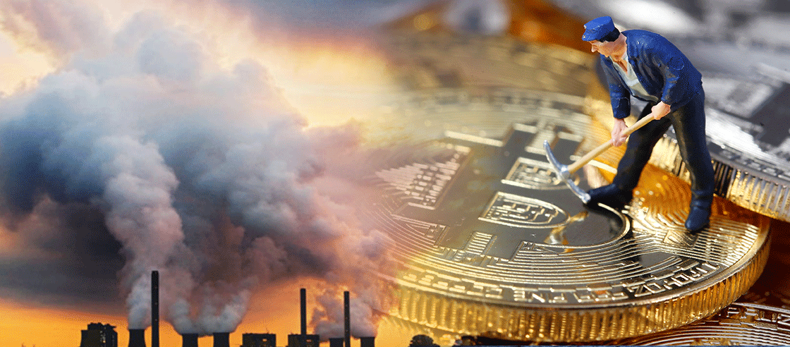 Unwanted Natural Gas Are Now Powering Bitcoin Mining: Report