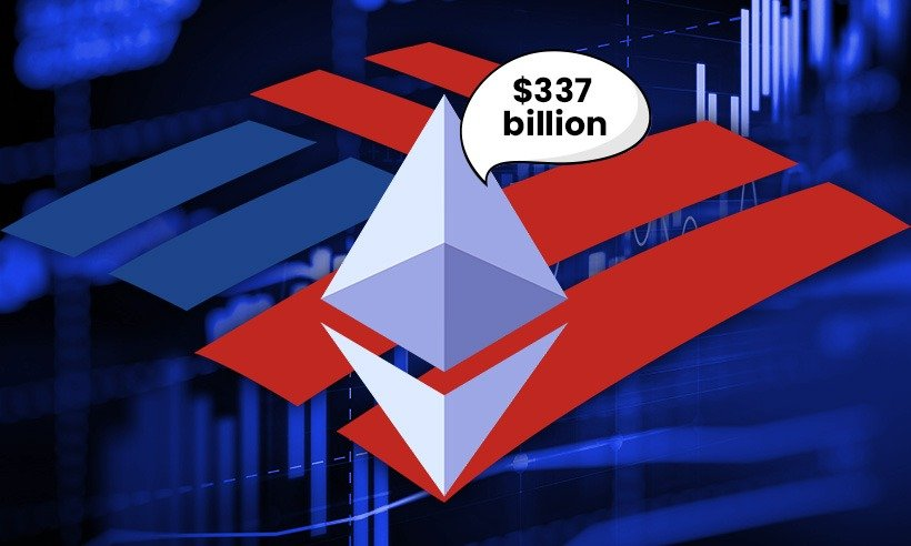 Ethereum Market Capital Overtakes Bank of America