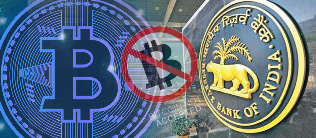 Indian Banks are Refusing to Process Crypto Transactions: Report