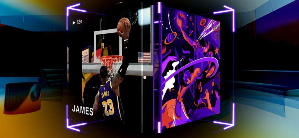 NFT Studio House of Kibaa Announced LeBron James NBA Top Shot Auction