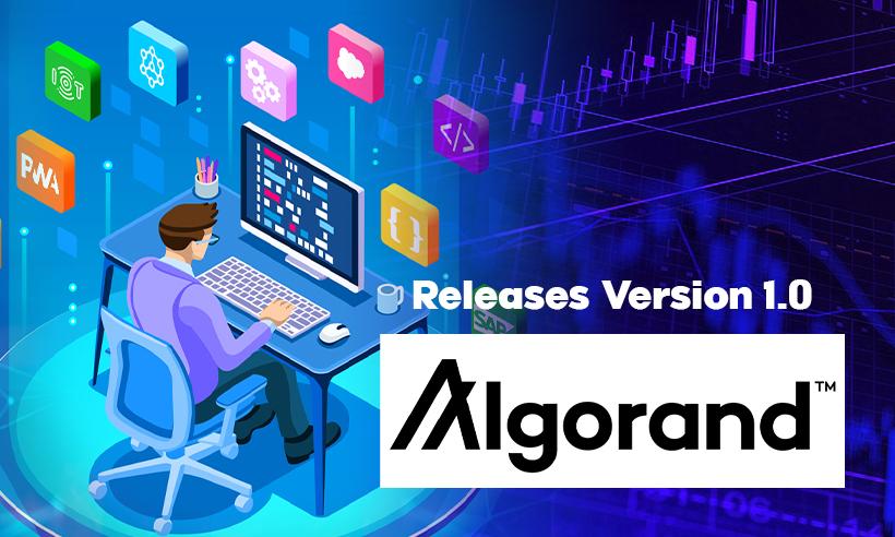 Algorand Releases Version 1.0 of the Algo Builder Software