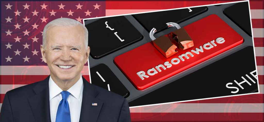 Biden to Address on Ransomware Attacks at G-7: National Security Adviser