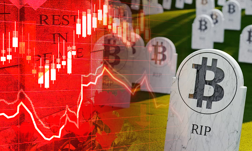 Charts Indicate Bitcoin Death Cross Is Here: What Comes Next?