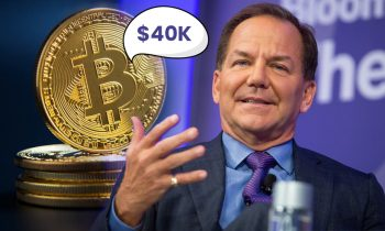 BTC Prices Surge Above $40,000 with Endorsement from Paul Tudor Jones