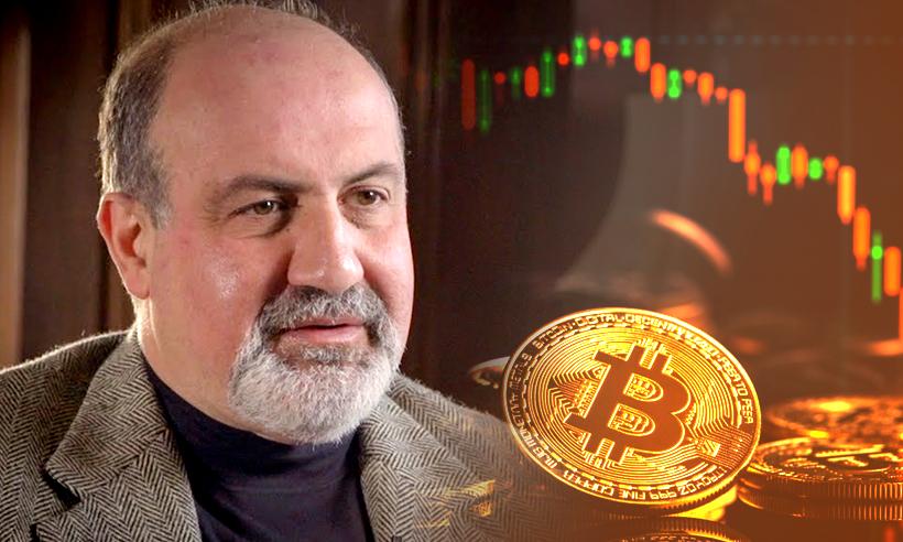 Black Swan Author Nassim Taleb Says True Value of Bitcoin is Zero