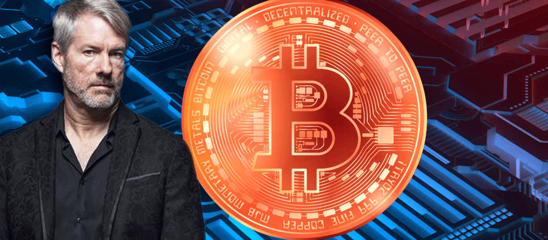 Bitcoin is the Most Dominant Digital Property Network: Michael Saylor