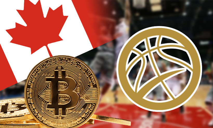 Canadian Elite Basketball League to Pay Player Salaries in Bitcoin