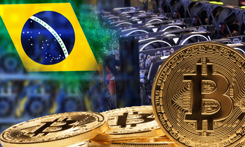 Cryptocurrency Mining Offering Alternative Source of Income for Brazilians