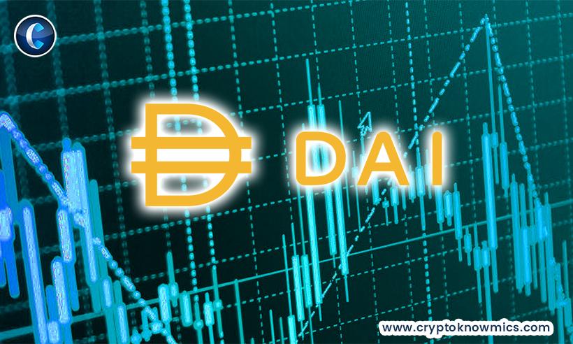 DAI Technical Analysis: Price Is Below the First Fibonacci Pivot Resistance Level of $1