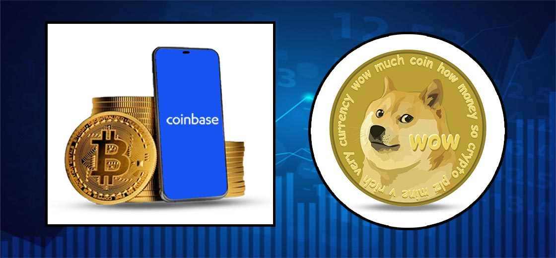 Dogecoin Value Grows Following Coinbase Pro Listing