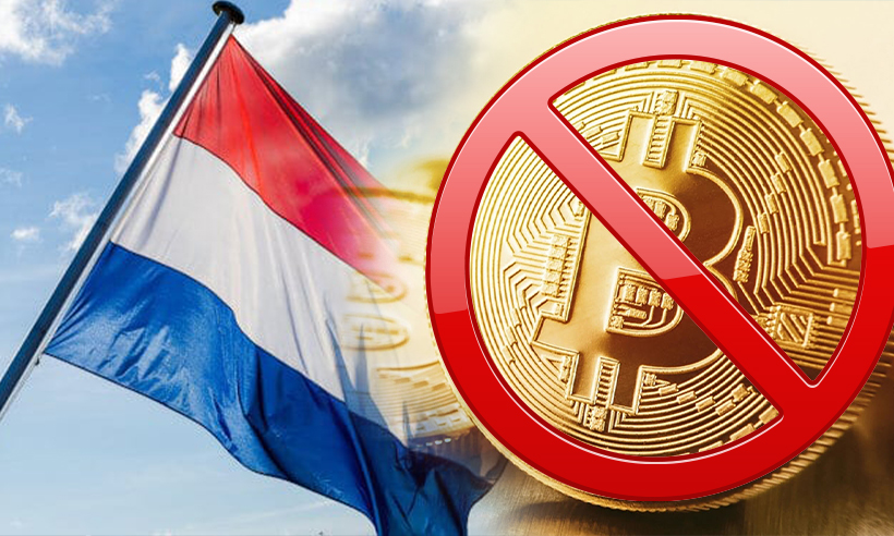 Dutch Official Slams Bitcoin, Calls for Complete Ban