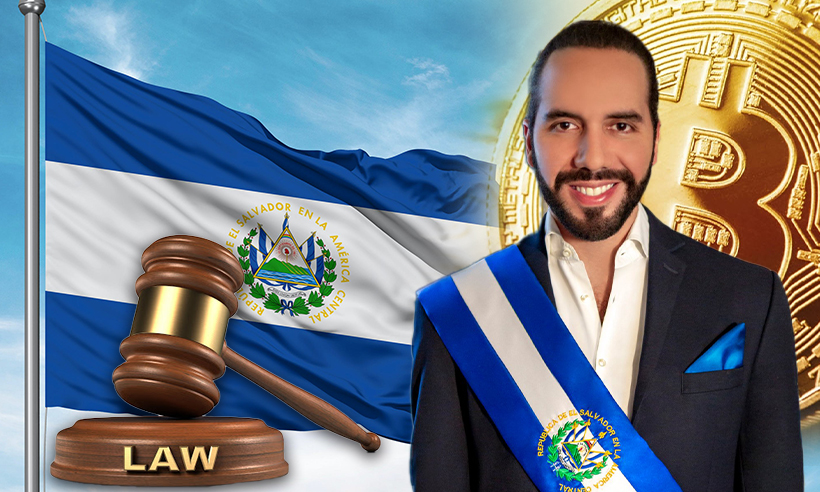 El Salvador's Opposition Party Drags Bukele's Bitcoin Law to Court