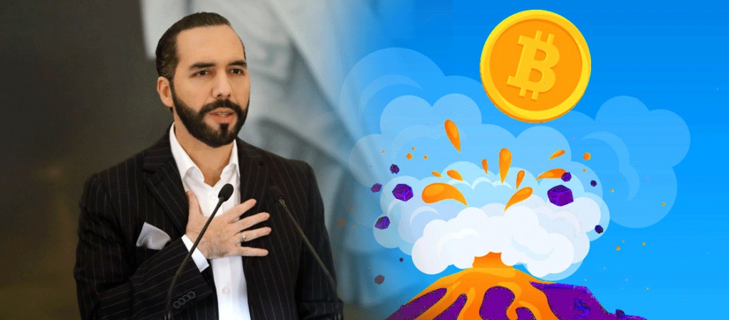 El Salvador to Utilize Volcanic Energy to Mine Bitcoin