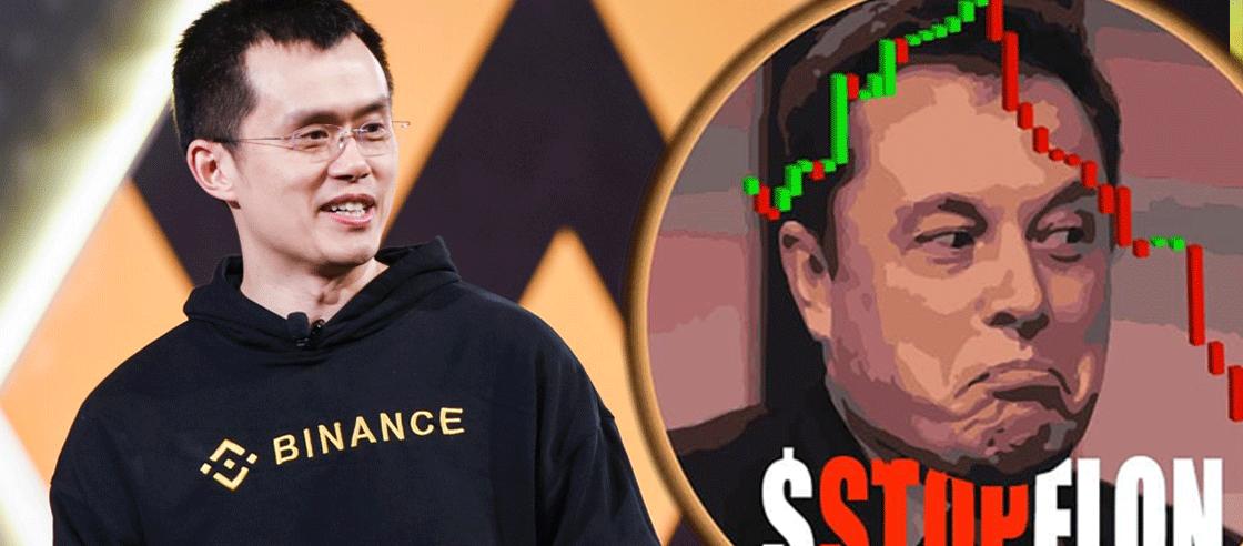 CZ Accuses Elon Musk's Irresponsible Influence on Crypto Market