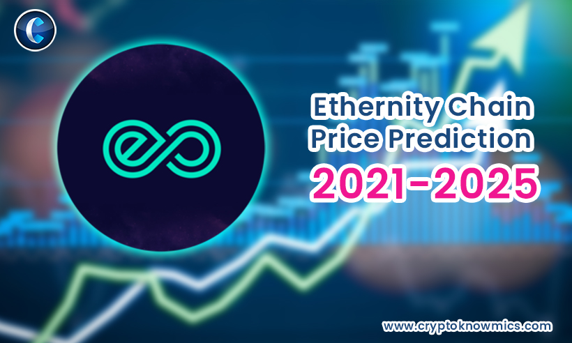 Ethernity Chain Price Prediction 2021-2025: ERN Can Hit $250 by 2025