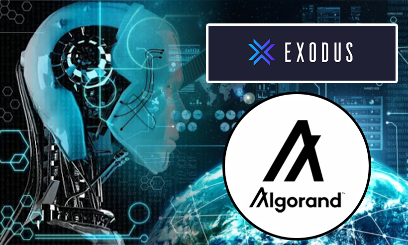 Exodus Launches the Algorand Security Token to Expand its Digital Security Ecosystem