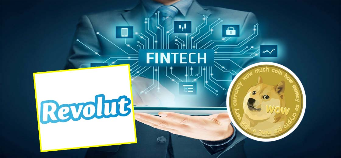 Fintech Bank Revolut Adds DOGE to its Crypto Offering as Demand Rises