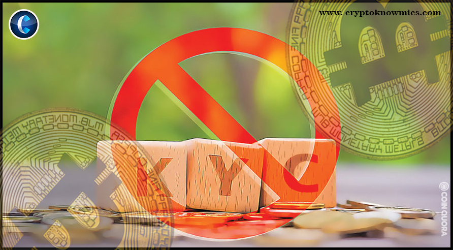 Five Crypto Exchanges that Don't need KYC