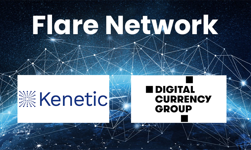 Flare Network Obtains $11.3 Million in Funding With Kenetic and DCG