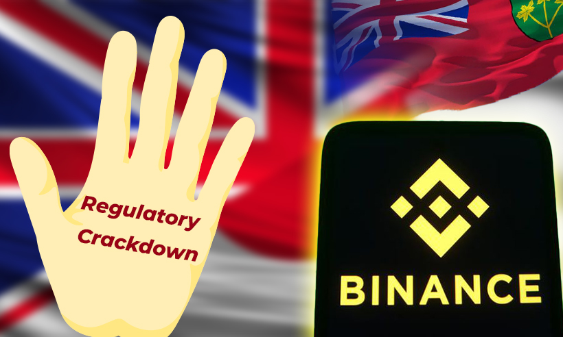 Regulators in UK, Japan, and Ontario Issue a Warning to Binance