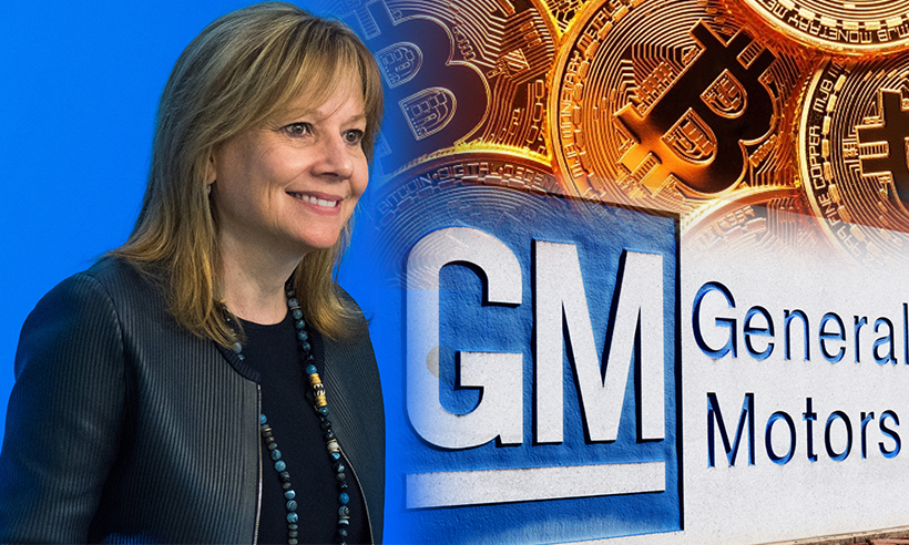General Motors is Open to Accepting Payments in Bitcoin