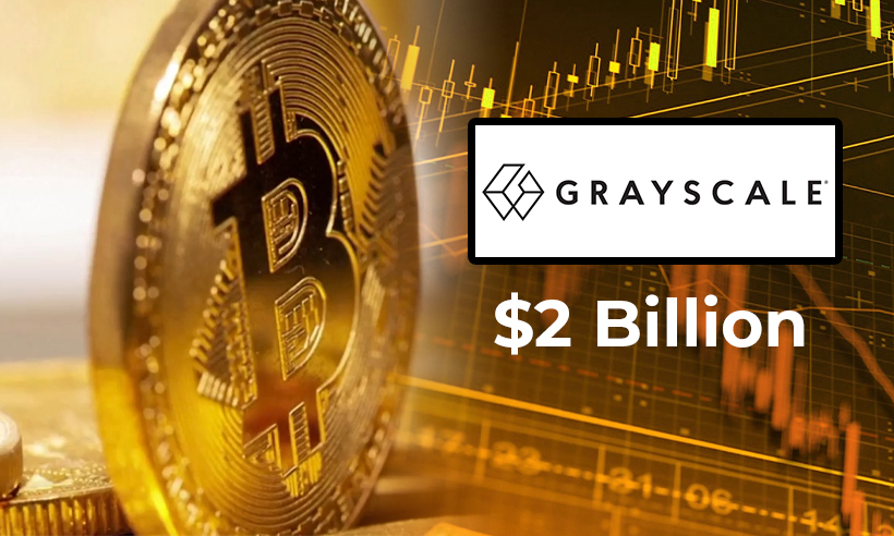 Grayscale Buys $2 Billion in Bitcoin on the Dip Over Weekend