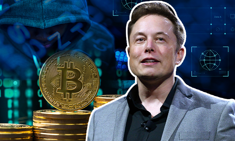 Hacker Group Anonymous Warns Elon Musk Over Crypto Tweets