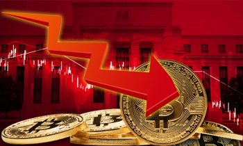 Bitcoin Pulls Back After Fed Signals Interest Rate Hike in 2022