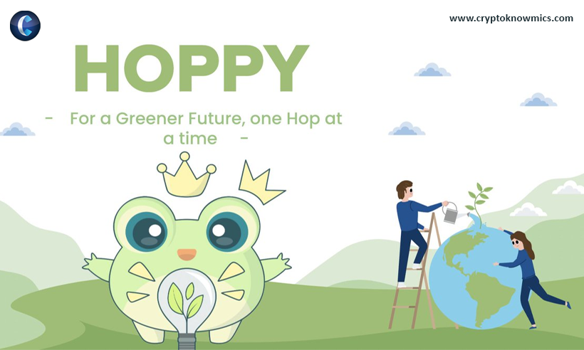Hoppy Meme Making the World a Better Place, One Hoppy at a Time