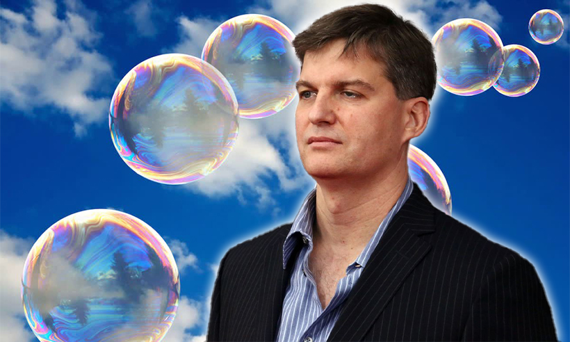 Michael Burry Warns of the 'Greatest Speculative Bubble of All Time'