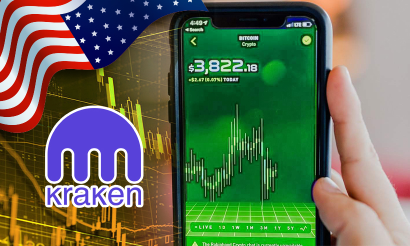 Kraken Crypto Exchange Introduces Mobile Trading in the United States