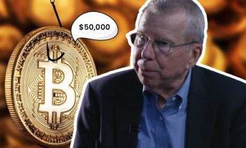 Bollinger Claims Bitcoin Bottom is in, Predicts Price Target of $50,000