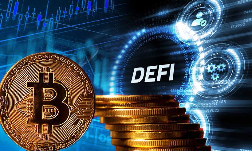 Major DeFi Tokens on the Rise as Bitcoin Breaches Above $40000